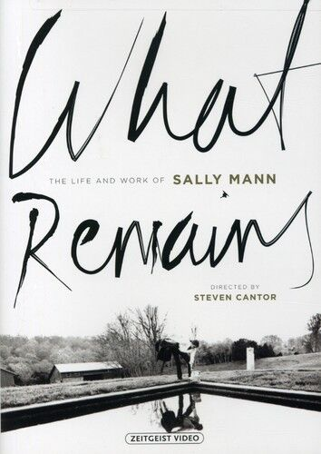 What Remains: The Life and Work of Sally Mann (2008, DVD NEW)