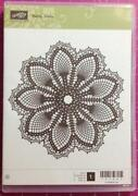 Stampin Up Doily
