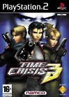 Time Crisis 3 Video Games