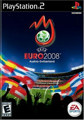 Used, UEFA Euro 2008 (LN) Pre-Owned Playstation 2 for sale  Shipping to India