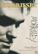 Morrissey Signed