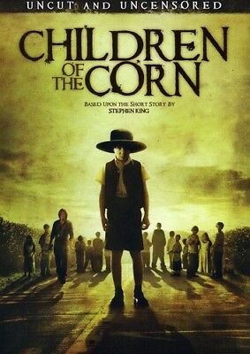 Children of the Corn (2009) [New DVD] O-Card Packaging, Uncensored, Uncut, Wid