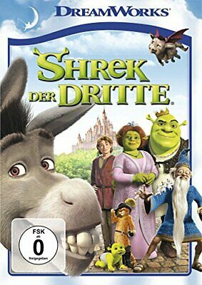 [DVD] [2007] (Shrek)