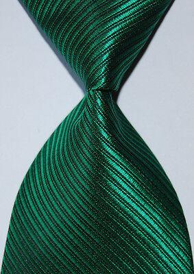 Мужской галстук Dark Green New Classic