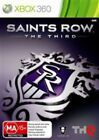 Saints Row: The Third Microsoft Xbox 360 Video Games