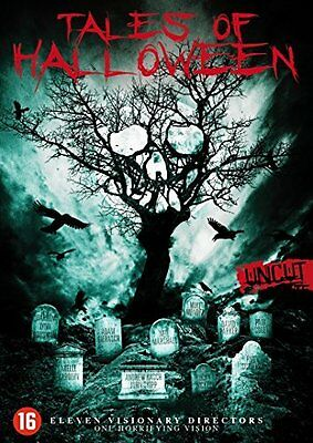 TALES OF HALLOWEEN : 10 SHORT UNCUT STORIES-  DVD - PAL Region 2 - New (10 Stories Of Halloween)