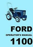 Ford 1100 Tractor