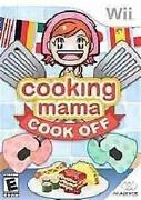 Wii Cooking Games