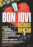 Bon Jovi Promo
