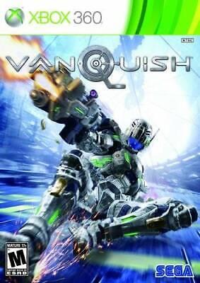 Vanquish - Xbox 360 - Video Game - VERY GOOD comprar usado  Enviando para Brazil