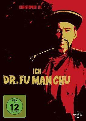 Ich, Dr. Fu Man Chu ( Horror Klassiker )mit Christopher Lee, Joachim Fuchsberger online kaufen