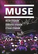 Muse Signed