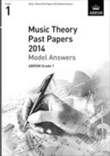 Theory Exams Model Answers Grd 1 (2014); ABRSM, FMW - 9781848497122