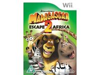Madagascar 2 Escape Africa For The Wii