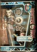 New Monster High Doll 2011