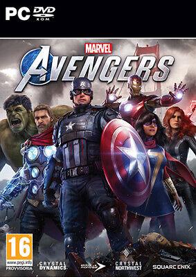 De Marvel Avengers PC Square Enix