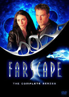 FarScape-the Complete Series Seasons 1 to 4
