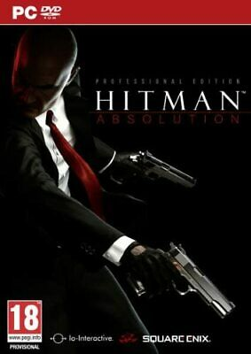 Hitman Absolution Professional Edition (PC DVD -ROM) for sale  Shipping to Nigeria
