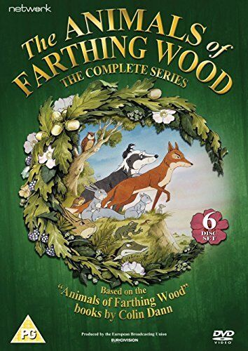 The Animals of Farthing Wood  The Complete Series [DVD]