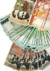 Collection Old Banknotes