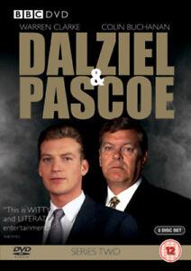 Dalziel and Pascoe: Series 2 DVD (2007) David Royle