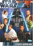 Star Wars Stickeralbum