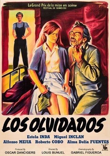 Los Olvidados [new Dvd]