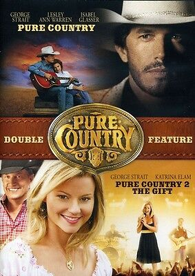 Pure Country Pure Country 2  The Gift  2 Discs  Dvd Region 1