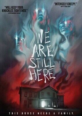 We Are Still Here DVD (New & Sealed) This house needs a family.
