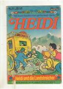 Heidi Comic