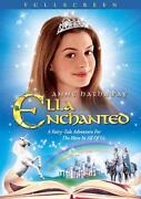 Ella Enchanted DVD