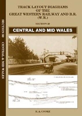 Central and Mid Wales Track layout diagrams GWR BR no.59