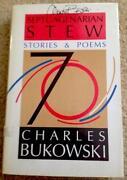 Bukowski Signed