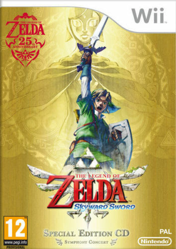 The Legend of Zelda: Skyward Sword for Wii