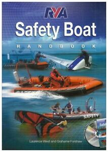 RYA Safety Boat Handbook, Royal Yachting Association - Paperback Book - NEW