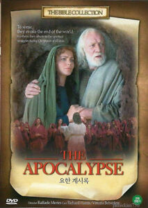 The Apocalypse (2002) New Sealed DVD Richard Harris