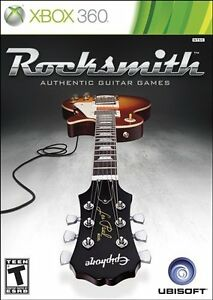 Rocksmith - Game Xbox 360 - New - Sealed