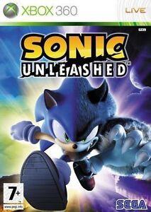 Sonic Unleashed Microsoft Xbox 360 2008 - <span itemprop=availableAtOrFrom>havant, Hampshire, United Kingdom</span> - Sonic Unleashed Microsoft Xbox 360 2008 - havant, Hampshire, United Kingdom