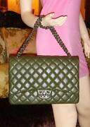 Green Chanel Handbag