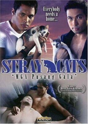 STRAY CATS,New! Ricky Davao,Gay Romantic story Philippines,MGA Pusang Gala