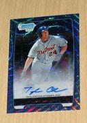 2012 Bowman Chrome Tyler Collins
