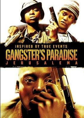 Gangster's Paradise: Jerusalema [New DVD]