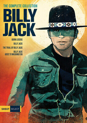 Billy Jack: The Complete Collection [New DVD] Widescreen