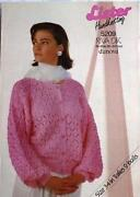 Lister Ladies Knitting Patterns