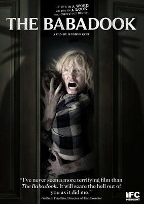 The Babadook  New Dvd