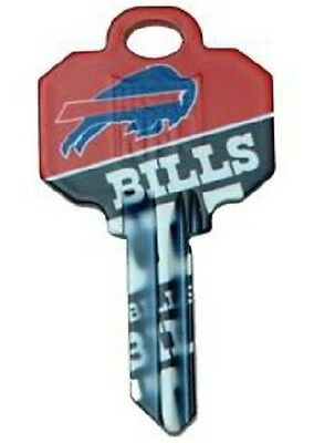 Buffalo Bills NFL XL House Key (SC1 68) Buffalo Bills Key