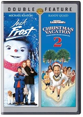 Jack Frost / National Lampoon's Christmas 2 [New DVD]