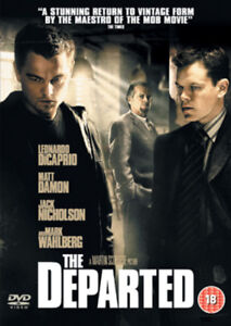 The Departed DVD (2007) Leonardo DiCaprio