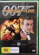 James Bond 007 DVD
