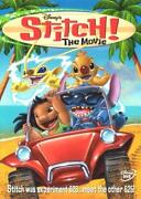 Stitch The Movie DVD
